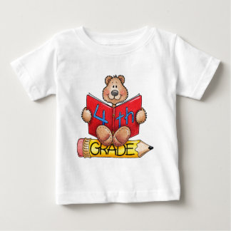 Fourth Grade Baby T-Shirt