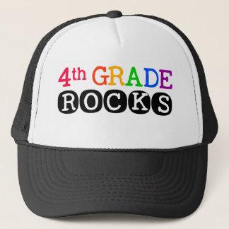 Fourth Grade Rocks Teacher Hat