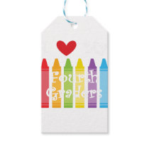 Fourth grade teacher2 gift tags