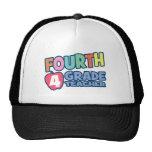 Fourth Grade Teacher Hats
