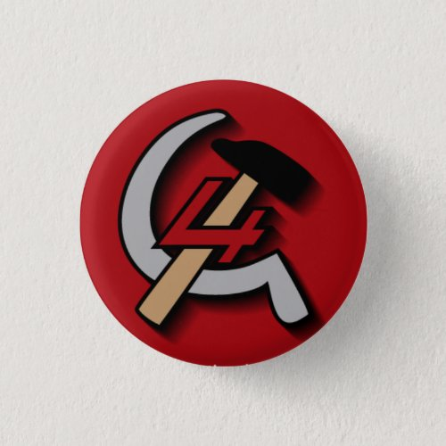 Fourth International Button