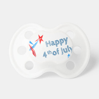Fourth-of-July #2 Pacifier
