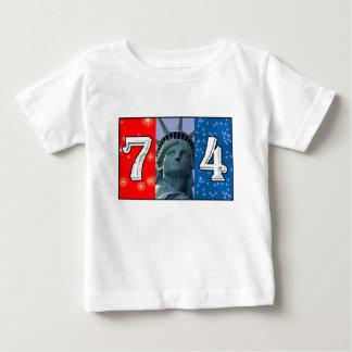 Fourth Of July Art T-shirts