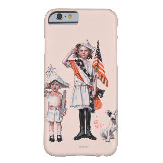 Fourth of July Barely There iPhone 6 Case