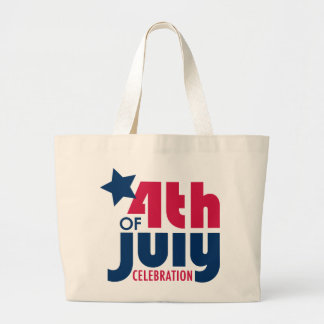 Fourth of July Celebration Tote