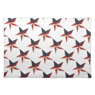 Fourth of July Cloth Placemat