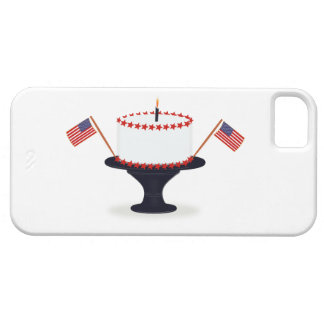Fourth of July Holiday iPhone 5/5S Case