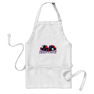 Fourth of July - July 4 1776 Apron