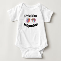 Fourth of July | Little Miss\ Mister Independent Baby Bodysuit