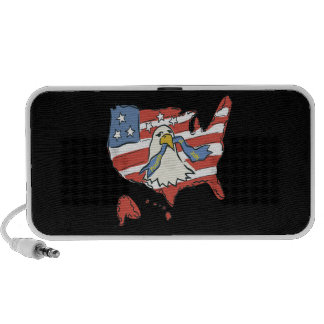 Fourth Of July Mp3 Speakers