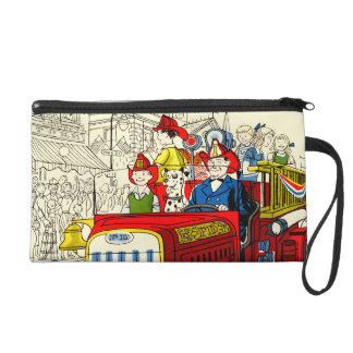 Fourth of July Parade Wristlets
