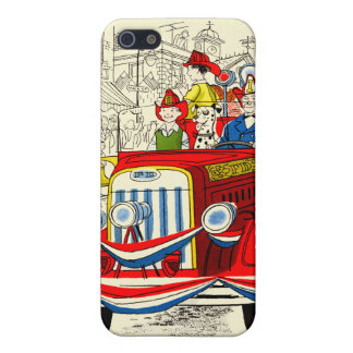 Fourth of July Parade Cover For iPhone 5