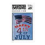 Fourth of July Stamps