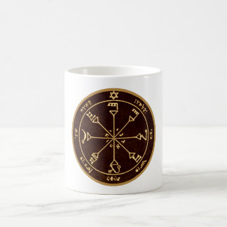Fourth Pentacle of the Sun Coffee Mug