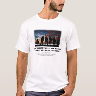Fourth Platoon T-Shirt
