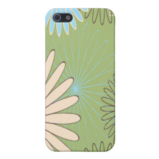 Fower Graphic Covers For iPhone 5