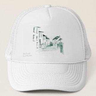 Fowey, Cornwall Trucker Hat