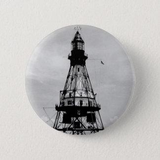 Fowey Rocks Lighthouse Pinback Button