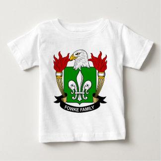 Fowke Family Crest Baby T-Shirt