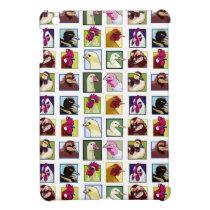 Fowl birds: Fowls (chicken, duck, goose, turkey) Case For The iPad Mini