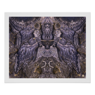 Fowl Gone Martian-Print Poster