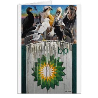Fowl Language by Paul Jackson aws,nws Card