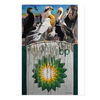 Fowl Language by Paul Jackson aws,nws Postcard