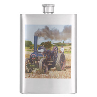 Fowler K7 engine (D2) Hip Flask