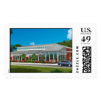 Fowler Library Postage