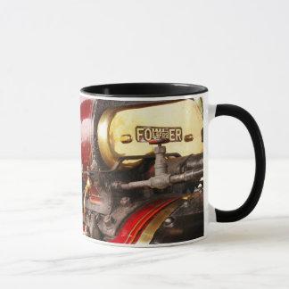 fowler traction engine coffee/tea mug