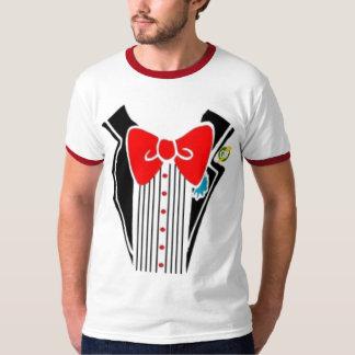 Fowler's Last Stand - Groomsman Badge T-Shirt