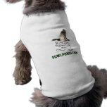 fowlpenis, fowlpenis.com camiseta de perro