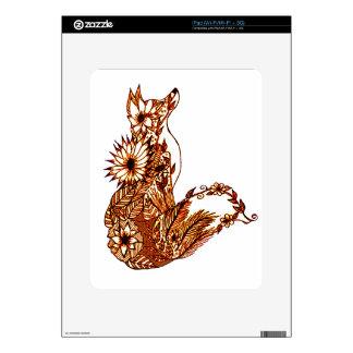 Fox 1 iPad skin