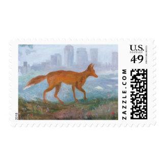 Fox 2006 del siglo XXI Timbre Postal