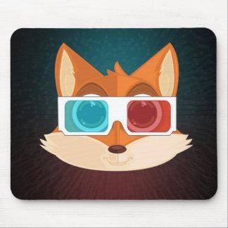 Fox - 3D Mouse Pad