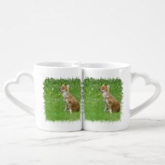 fox-7 tazas para parejas
