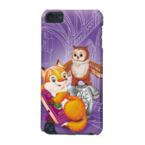 fox and owl iPod touch 5G case