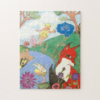 Fox and the Fairy's Puzzel Puzzles