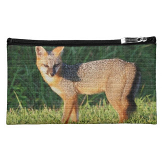 Fox Animal Office Shower Party Art Cosmetic Bag