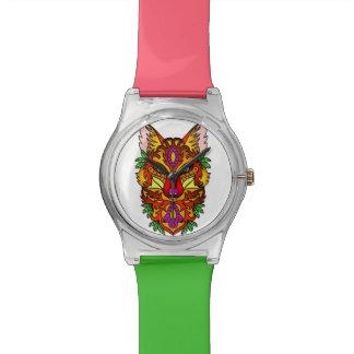 Fox Animal Wristwatch