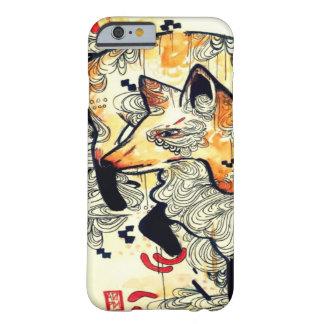 Fox art, Kitsune, Watercolor art iPhone 6 Case
