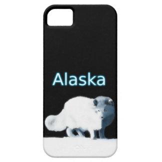 Fox ártico brillante iPhone 5 Case-Mate cárcasas