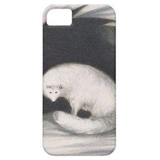 Fox ártico de la narrativa de un segundo viaje a iPhone 5 carcasas
