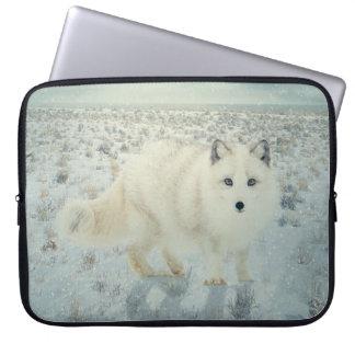 Fox ártico funda ordendadores