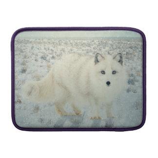 Fox ártico fundas macbook air