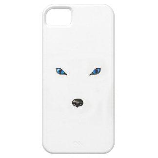 Fox ártico iPhone 5 protectores