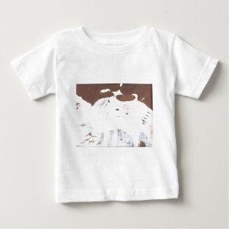 Fox ártico t-shirt