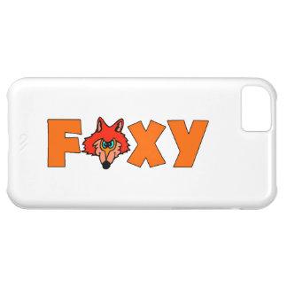 Fox astuto funda para iPhone 5C