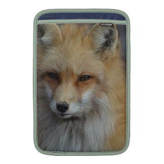 Fox astuto funda para macbook air