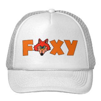 Fox astuto gorro